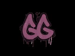 Запечатанный граффити | Легкая игра (Нежный розовый)