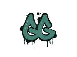 Запечатанный граффити | Легкая игра (Лягушачий зелёный)