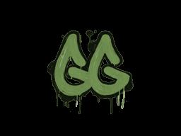 Запечатанный граффити | Легкая игра (Боевой зелёный)