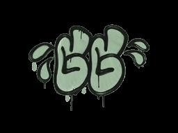 Запечатанный граффити | Хорошая игра (Денежный зелёный)