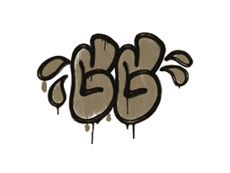 Запечатанный граффити | Хорошая игра (Пыльный коричневый)