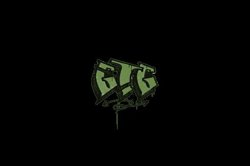 Sealed Graffiti   GTG (Battle Green) Prices