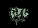 Sealed Graffiti | GTG (Cash Green)