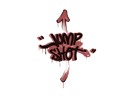 Sealed Graffiti | Jump Shot (Blood Red)