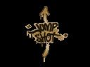 Sealed Graffiti | Jump Shot (Desert Amber)