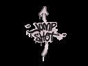 Sealed Graffiti | Jump Shot (War Pig Pink)