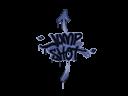 Sealed Graffiti | Jump Shot (SWAT Blue)