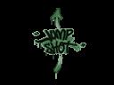 Sealed Graffiti | Jump Shot (Jungle Green)