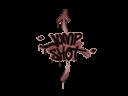 Sealed Graffiti | Jump Shot (Brick Red)