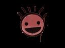 Graffiti | Graffiti | Still Happy (Blood Red)