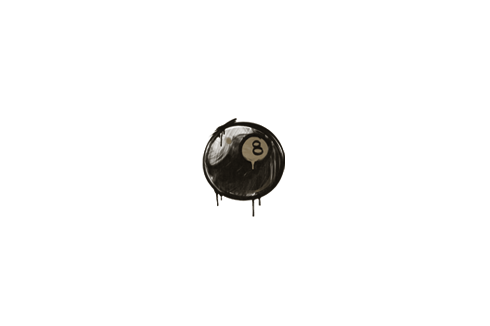 Sealed Graffiti   8-Ball (Dust Brown) Prices
