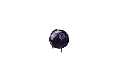 Graffiti | 8-Ball (Monster Purple) Prices