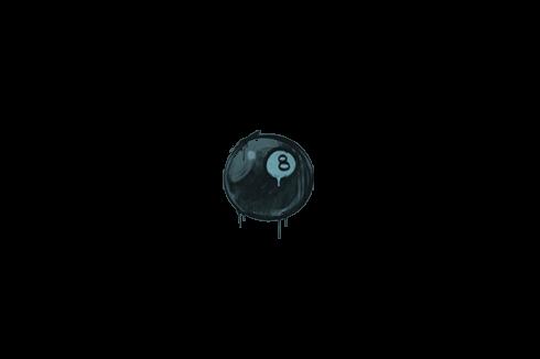 Graffiti   8-Ball (Wire Blue) Prices