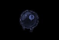 Sealed Graffiti   8-Ball (SWAT Blue)