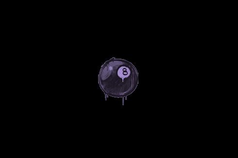 Sealed Graffiti | 8-Ball (Violent Violet) Prices