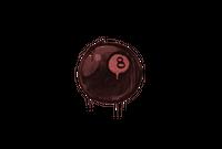 Sealed Graffiti   8-Ball (Blood Red)