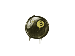 Sealed Graffiti | 8-Ball (Tracer Yellow)