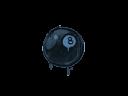 Sealed Graffiti   8-Ball (Monarch Blue)