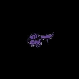 Sealed Graffiti | Backstab (Monster Purple)