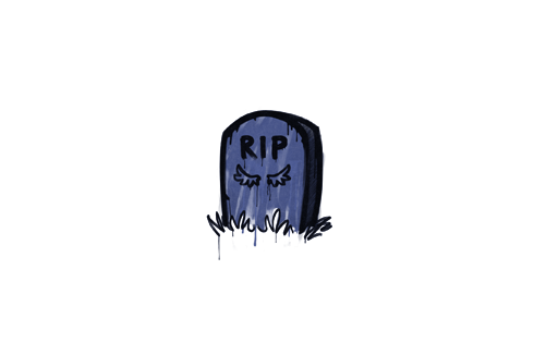Sealed Graffiti   Tombstone (SWAT Blue) Prices