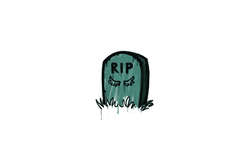 Graffiti | Tombstone (Frog Green) Prices