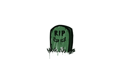 Sealed Graffiti   Tombstone (Jungle Green) Prices