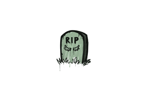 Sealed Graffiti   Tombstone (Cash Green) Prices