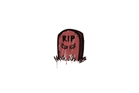 Sealed Graffiti | Tombstone (Blood Red) Prices