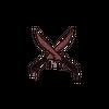 Sealed Graffiti | X-Knives (Brick Red)