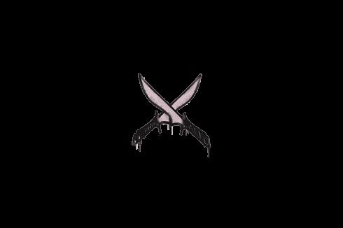 Sealed Graffiti   X-Knives (War Pig Pink) Prices