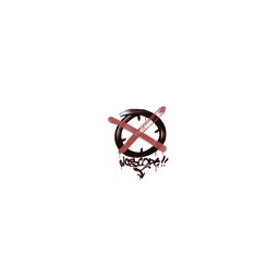 Sealed Graffiti | Noscope (Blood Red)