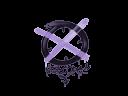 Sealed Graffiti   Noscope (Violent Violet)