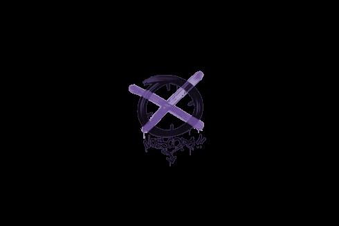 Graffiti | Noscope (Monster Purple) Prices
