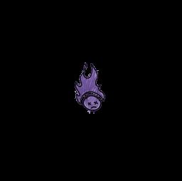 Sealed Graffiti   Toasted (Monster Purple)