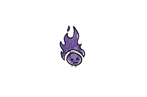 Sealed Graffiti | Toasted (Monster Purple) Prices