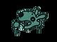 Sealed Graffiti   Popdog (Frog Green)