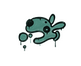 Sealed Graffiti | Popdog (Frog Green)