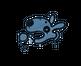 Sealed Graffiti | Popdog (Monarch Blue)