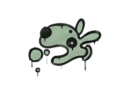 Sealed Graffiti   Popdog (Cash Green)