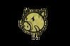 Sealed Graffiti | Piggles (Tracer Yellow)