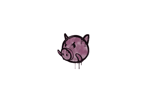 Sealed Graffiti | Piggles (Princess Pink) Prices