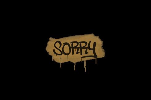 Graffiti | Sorry (Desert Amber) Prices