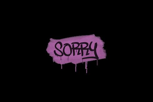 Sealed Graffiti   Sorry (Bazooka Pink) Prices