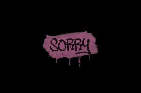 Sealed Graffiti | Sorry (Princess Pink) Prices