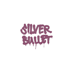Sealed Graffiti | Silver Bullet (Princess Pink)
