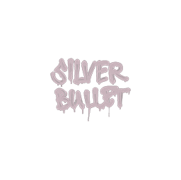 Sealed Graffiti | Silver Bullet (War Pig Pink)