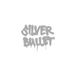 Sealed Graffiti | Silver Bullet (Shark White)