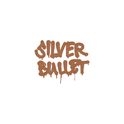 Sealed Graffiti   Silver Bullet (Tiger Orange)