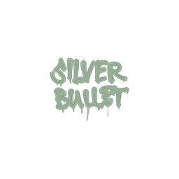 Sealed Graffiti | Silver Bullet (Cash Green)