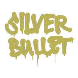 Sealed Graffiti | Silver Bullet (Tracer Yellow)
